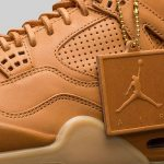 "10/29発売 NIKE AIR JORDAN 4 RETRO PREMIUM ""GINGER"""