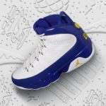 "11/19発売!NIKE  AIR JORDAN 9 ""TOUR YELLOW"""