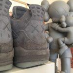 KAWS × Air Jordan 4は3月発売!?KAWSがインスタグラムに投稿