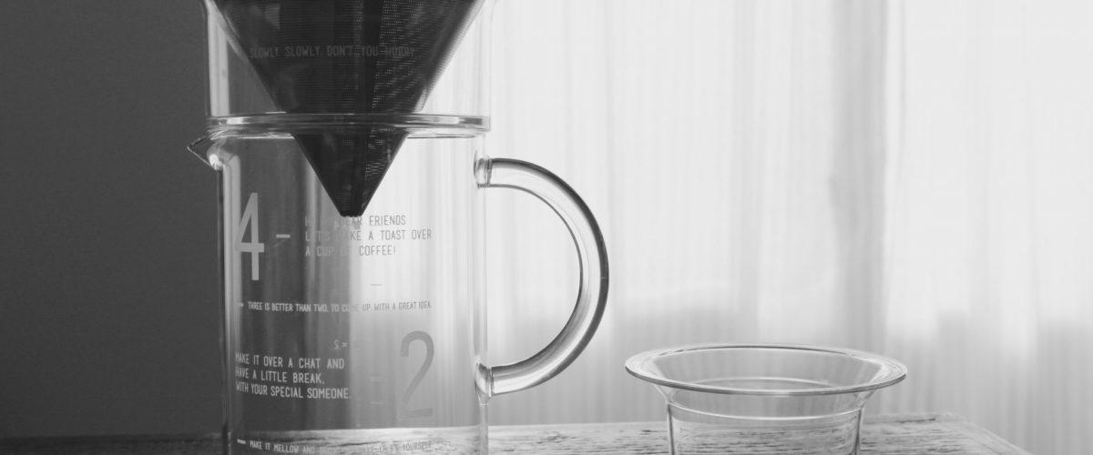 合理的に考えられた、『SLOW COFFEE STYLEのコーヒージョグセット』