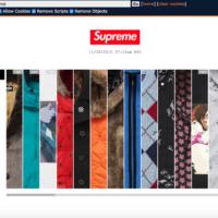 SupremeオンラインストアUSA版を簡単に見る方法